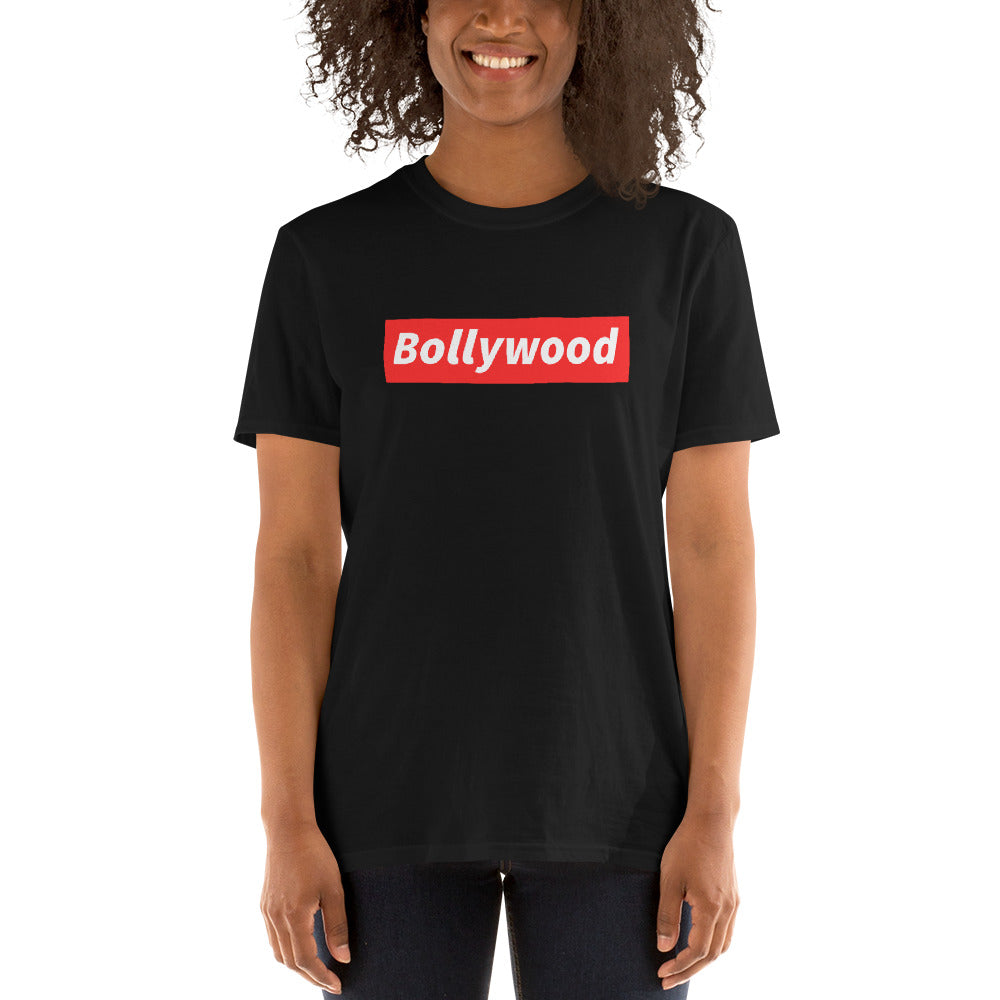 Bollywood Short-Sleeve Women's T-Shirt