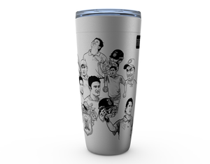 Worldcup 2003 India Squad Tumbler
