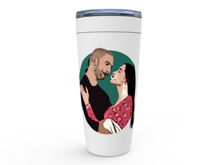 Bajirao Mastani Bollywood Couple Tumbler