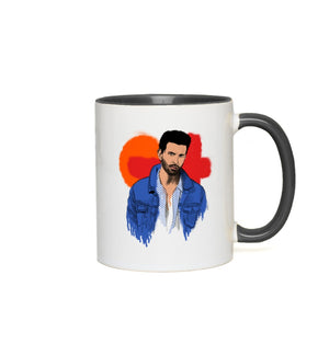 Hrithik Roshan Bollywood Accent Mug