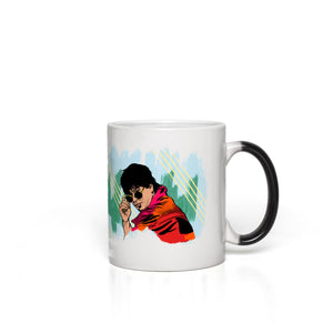 SRK Young Shah Rukh Khan Bollywood Magic Mugs