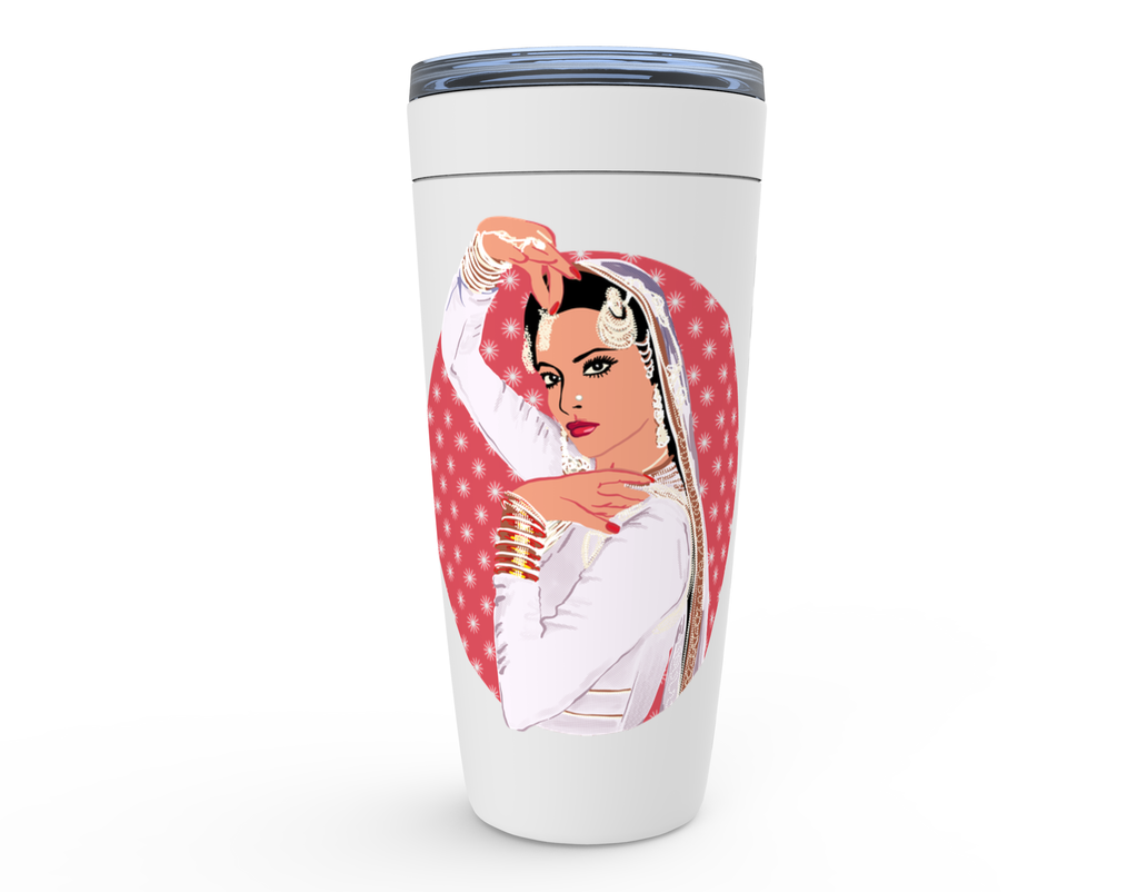 Rekha Bollywood Goddess Tumbler