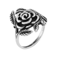 THORNS ~ STERLING SILVER RING