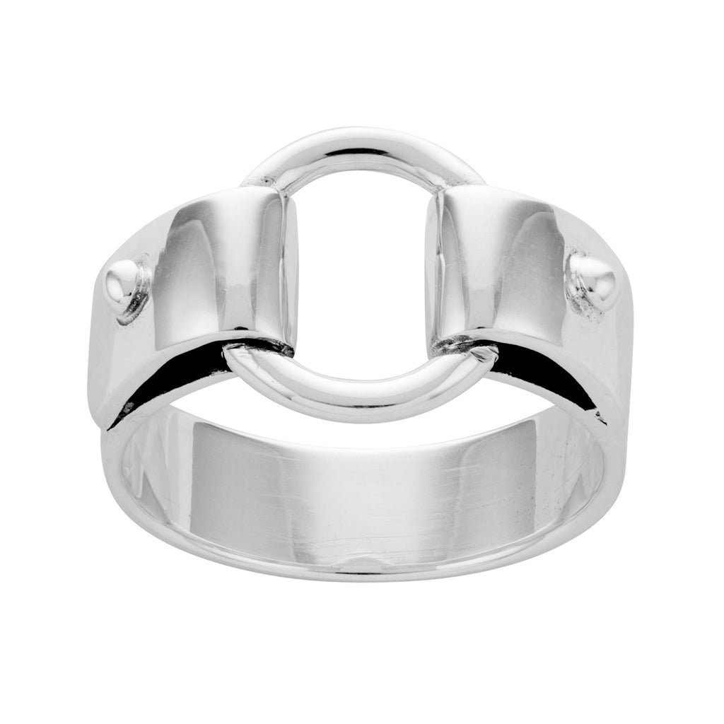 THE CHOKER - STERLING SILVER RING