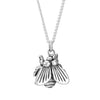 THE FLY - STERLING SILVER NECKLACE