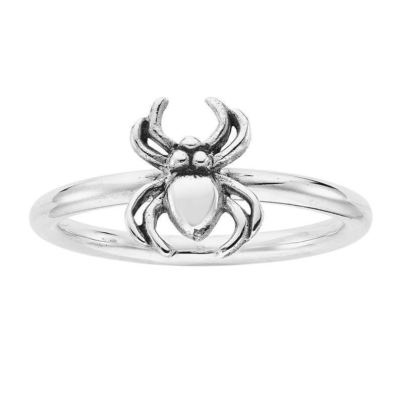 LITTLE SPIDER ~ STERLING SILVER RING