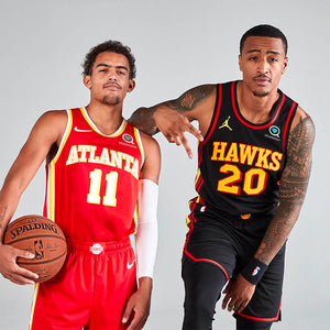 Apparel Angle: Atlanta Hawks' New 2021 Uniforms