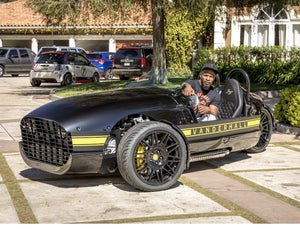 Summer Love - Celebrities Who Adore Vanderhall Motorworks
