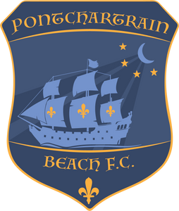 Pontchartrain Beach FC Logo