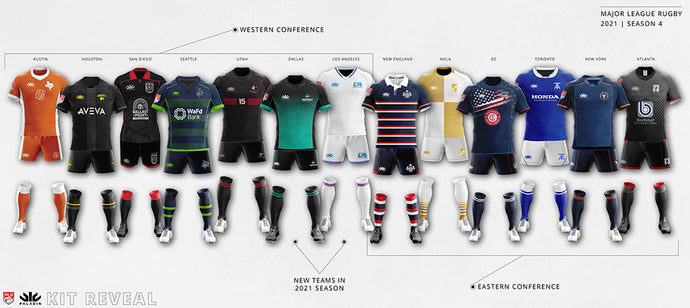 MLR 2021 Kit Releases: Grading Home and Away Jerseys For Each Franchise