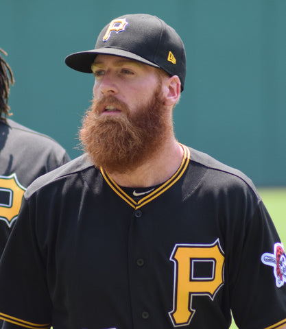 Colin Moran of the Pittsburgh Pirates
