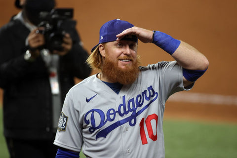 Justin Turner - The Red Beard