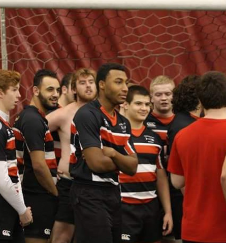 Archie Jones First Match with St. Cloud State University