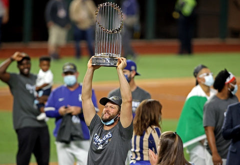Clayton Kershaw Wins the World Series, Finally