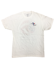 Intermountain High Performance White T-Shirt Front (Intermountain Volleyball Association)