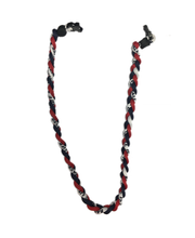 Baseball is Life Multicolored Necklace