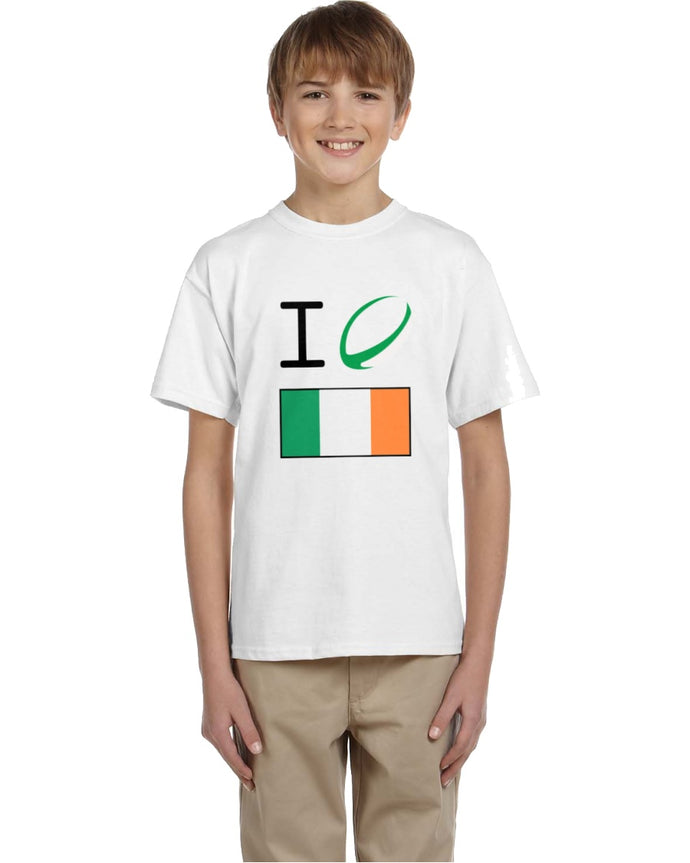Ireland Rugby Youth T Shirt