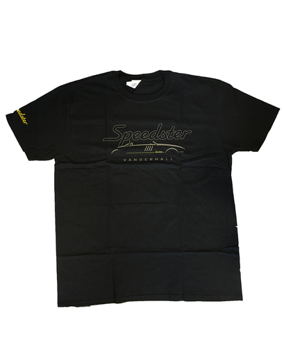 Vanderhall Speedster Real Demo Day Black Shirt