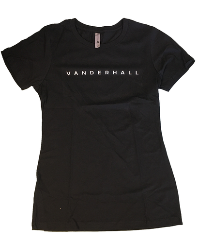 Vanderhall Black Women's Crew Neck Shirt