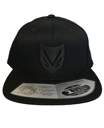 Vanderhall Snapback Flexbit Black Shield Patch