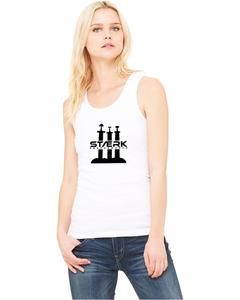 Staerk Performance White Sword Women's Tank Top