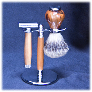 Black Locust Deluxe Shaving Kit - 1809