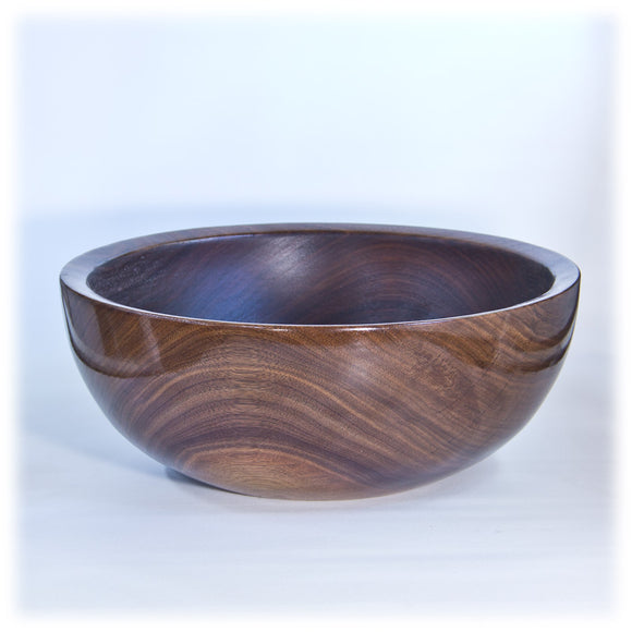 Extra Large Walnut Bowl