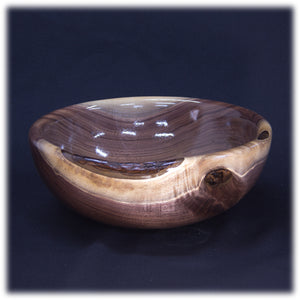 Large Walnut Bowl - 1907