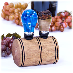 2- port Bottle Stopper Holder - 1801