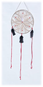 "10"" Dream Catcher (Tan) - 1012"