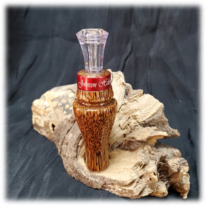 Red Palm Duck Call - 1962