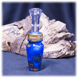 Blue Hemlock Acrylic Duck Call - 1968
