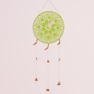 "10"" Dream Catcher (Green)"