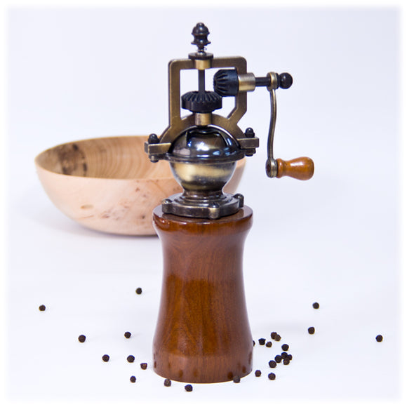 Antique Style Fashioned Pepper Grinder - 1906