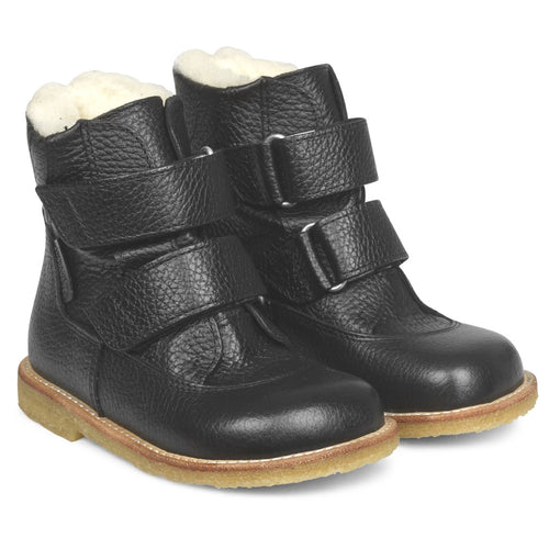 TEX-boot, Black