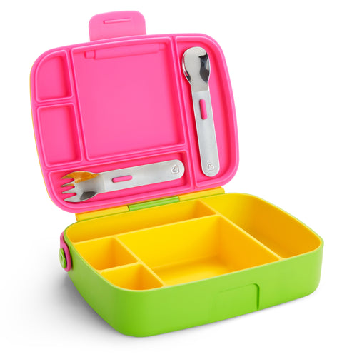 Bento Box, Yellow