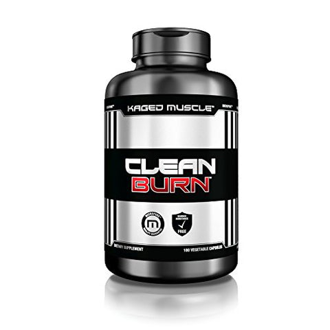 CLEAN BURN Stimulant-Free Fat Burner by Kaged Muscle