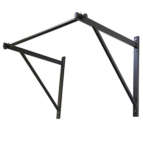 ECOTRIC 50'' Wall Mounted Pull Up Bar