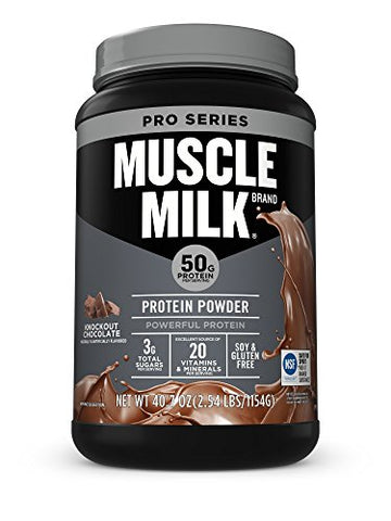 Muscle Milk Pro Series Protein Powder