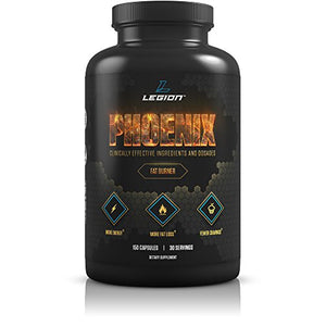 Legion Athletics Phoenix Fat Burner