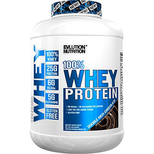 Evlution Nutrition 100% Whey Protein Supplement