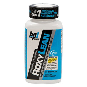 BPI Sports Roxylean Extreme Fat Burner Supplement