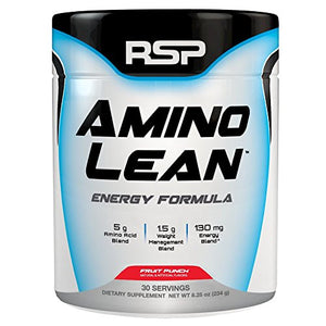 RSP Nutrition AminoLean Supplement