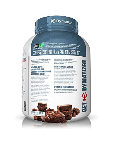 האחרון Dymatize ISO 100 Whey Protein Powder Isolate – The Gym Rat World HS-34