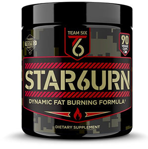T6 STAR6URN – Thermogenic Fat Burner