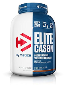 Dymatize Elite 100% Micellar Casein Protein Supplement