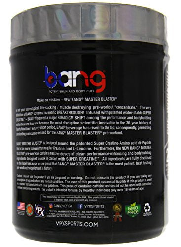 VPX Bang Pre-Workout Master Blaster Supplement
