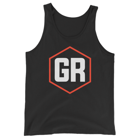 Gym Rat Shield Tank Top