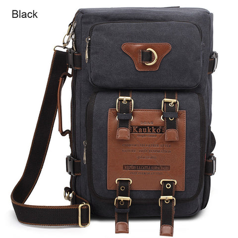 HIRAETH - Premium Canvas Travel Bag