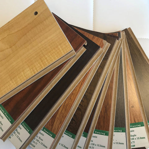 DREAM LIVING 12.3mm LAMINATE 5